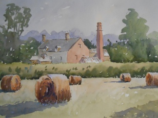 BALES BY THE MILL