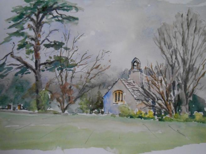 03-21 Ampney St Mary