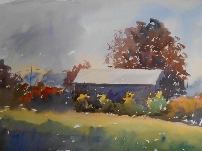 10-30 New Barn